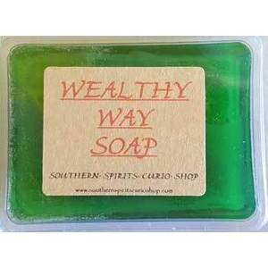 2.5oz Wealthy Way Soap