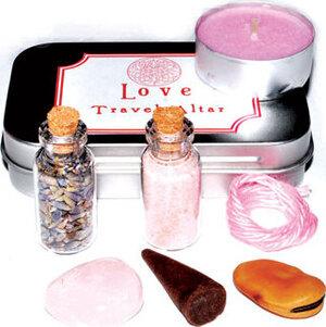 Love travel altar