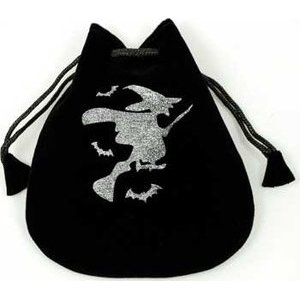 Witch Velveteen Bag