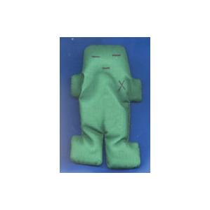 Voodoo Doll Green