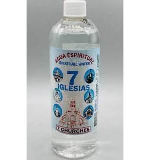 16oz 7 Churches water