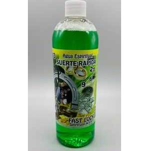 16oz Fast Luck water