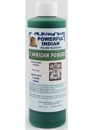 8oz 7 African Powers Wash