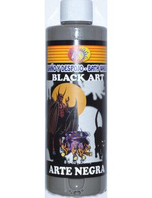 8oz Black Arts wash