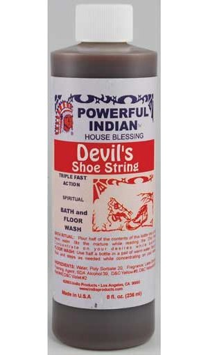 8oz Devil Shoestring Wash