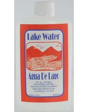 4oz Lake Water