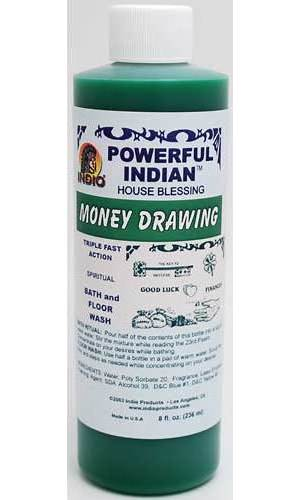 8oz Money Drawing Wash