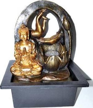 Teaching Buddha Fountain