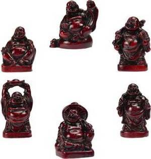 Red Buddha Set