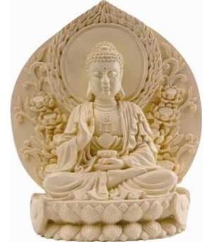 "5"" Buddha Statue"