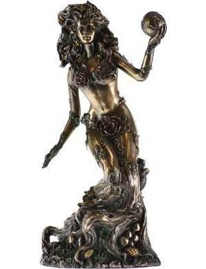 """Gaia 8 1/2"""" Statue"""