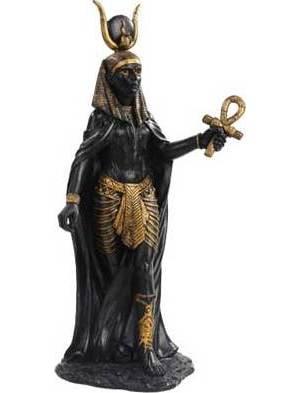 """Hathor 11"""" Statue"""