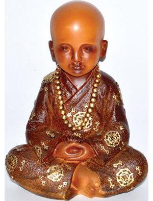 """8 1/2"""" Monk"""
