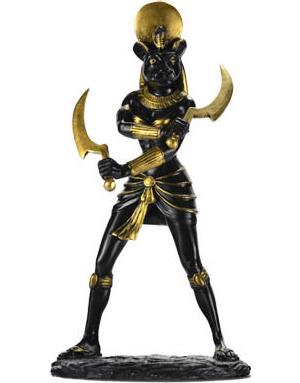 "Sekhmet 11"" Statue"