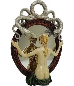 "16"" Speculum Wall Mirror"