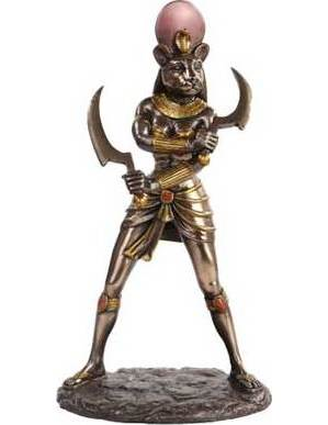 "Sekhmet 11 1/2"" Statue"