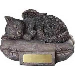 """7"""" Cat urn"""