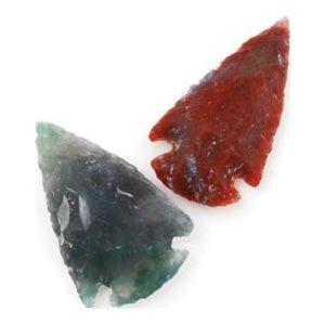 """Stone Arrowhead 1""""- 1.5"""""""