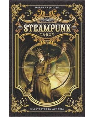 Steampunk Deck & Book