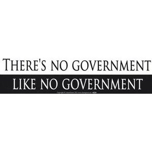There's No Government