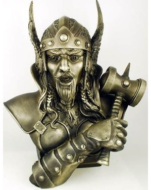 "Thor Bust 14"" Statue"