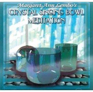 Cd: Crystal Singing Bowl Med