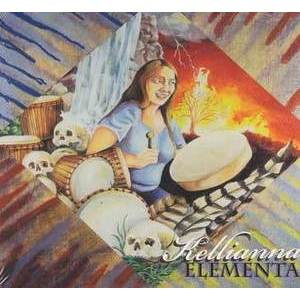 CD: Elemental by Kellianna