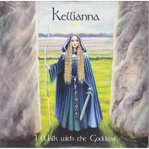 CD: I Walk with the Goddess by Kelliana