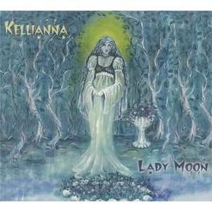 CD: Lady Moon by Kellinana & Jennifer L Greene