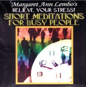 Cd: Short Meditations
