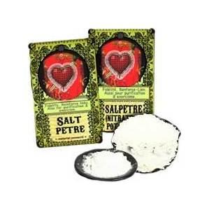 Salt Petre