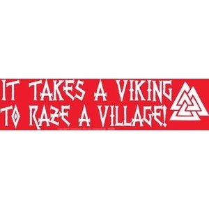 It Takes A Viking