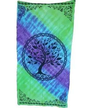 Multi Faith Tree Curtain