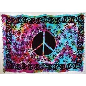 """Peace Sarong 44"""" x 72"""""""
