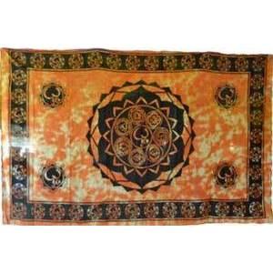 "7 Chakra Tapestry 72"" x 108"""