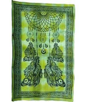 "72"" x 108"" Dream Catcher Tapestry"