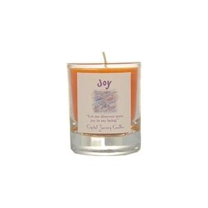 Joy Soy Votive Candle