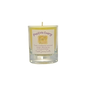 Positive Energy Soy Votive Candle