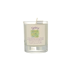 Spirit Soy Votive Candle