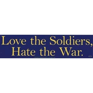 Love The Soldiers