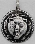 Power and Strength Bear Talisman