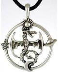 Celestial Dragon Amulet