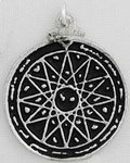 Fourth Pentacle of Mercury Talisman