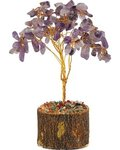 Amethyst Gemstone Tree 160 Beads