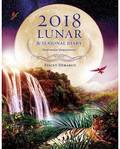 2018 Lunar & Seasonal Diary by Stacey Demarco