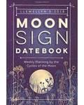 2018 Moon Sign Datebook by Llewellyn