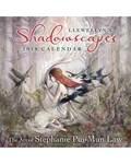 2018 Shadowscapes Calendar by Llewellyn