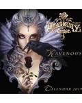 2019 Alchemy Gothic Calendar by Llewellyn