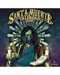 2019 Santa Muerte Calendar by Lo Scarabeo
