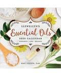 2020 Essential Oils Calendar by Llewellyn